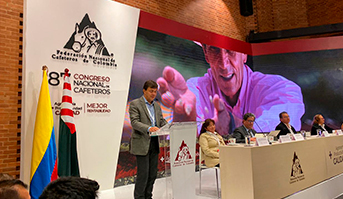 Con los mayores indicadores agronómicos de la historia de la caficultura, inicia 87 Congreso Nacional de Cafeteros