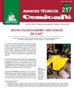 Desmucilaginadores mecánicos de café
