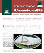 Construya el secador solar parabólico