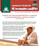 Sistema de aseguramiento de la calidad y la inocuidad del café en la finca