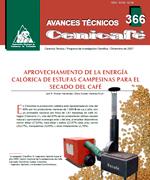 Aprovechamiento de la energía calórica de estufas campesinas para el secado del café