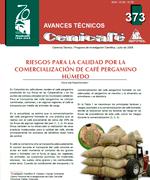 Riesgos para la calidad por la comercialización de café pergamino húmedo