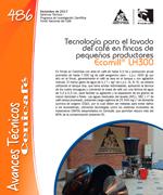 Tecnología para el lavado del café en fincas de pequeños productores Ecomill LH300