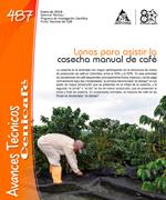 Lonas para asistir la cosecha manual de café