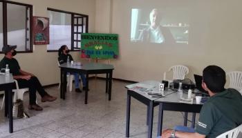 COMITÉ DE CAFETEROS DE VICTORIA HACE SEGUIMIENTO AL CAFÉ EN 2020