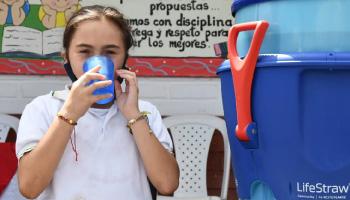 FILTROS DE POTABILIZACIÓN PARA INSTITUCIONES EDUCATIVAS RURALES